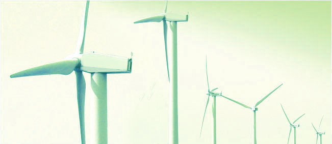 应用优势:轻质、高强、耐腐蚀、降低成本、生产周期短、安装方便 应用范围:风力发电用机舱罩、导流罩、叶片 三维夹芯织物及其夹层结构与传统的玻璃钢相比,具有更高的比刚度、比强度、更好的耐久性等优势,并可有效替代目前常用的蜂窝等传统夹层结构复合材料。采用三维夹芯织物及其夹层结构制造的整流罩、机舱罩等产品,重量比传统的FRP减轻30-50%,并解决了制品后期固化的收缩变形和开裂问题。